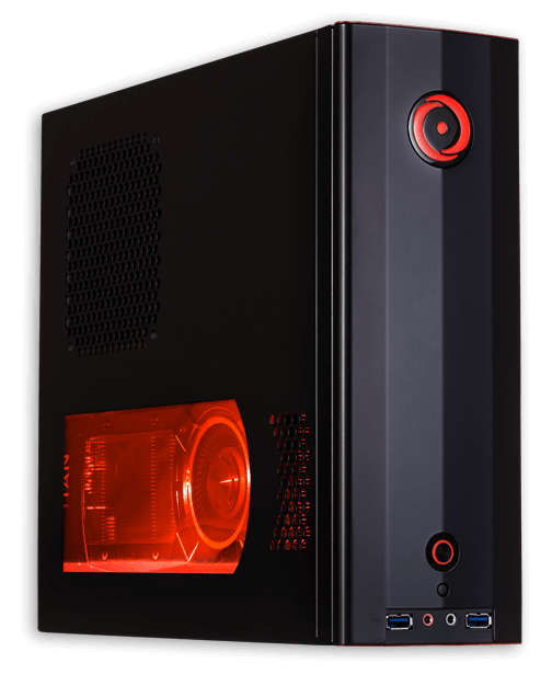 ORIGIN PC CHRONOS BLACK