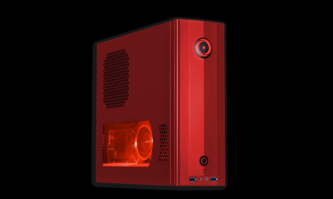ORIGIN PC CHRONOS RED