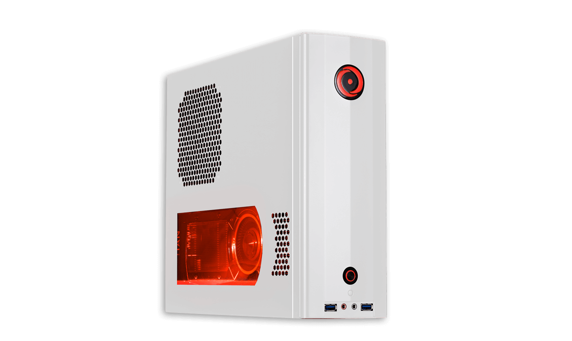 ORIGIN PC CHRONOS WHITE