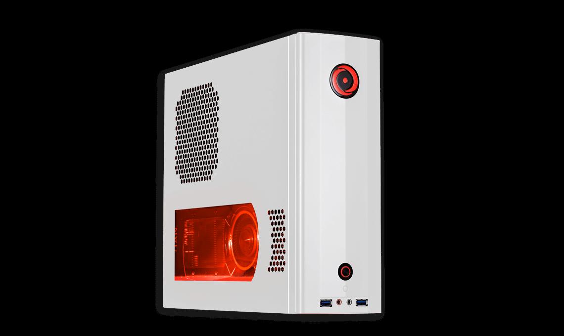 ORIGIN PC CHRONOS WHITE