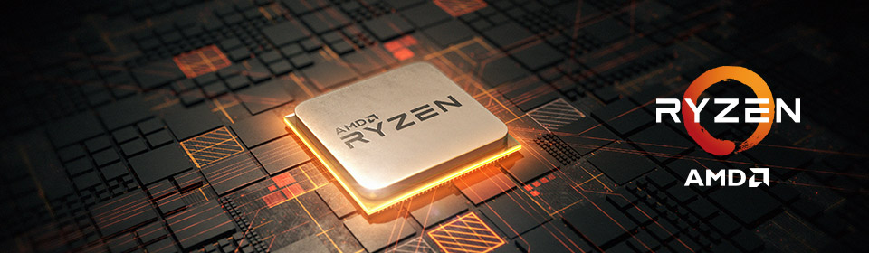 AMD Ryzen Processors Now Available