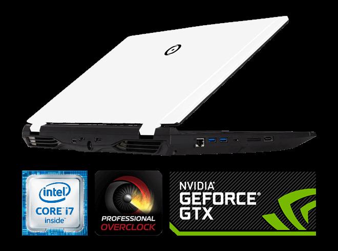 EON17-X with overclocked Intel desktop processors