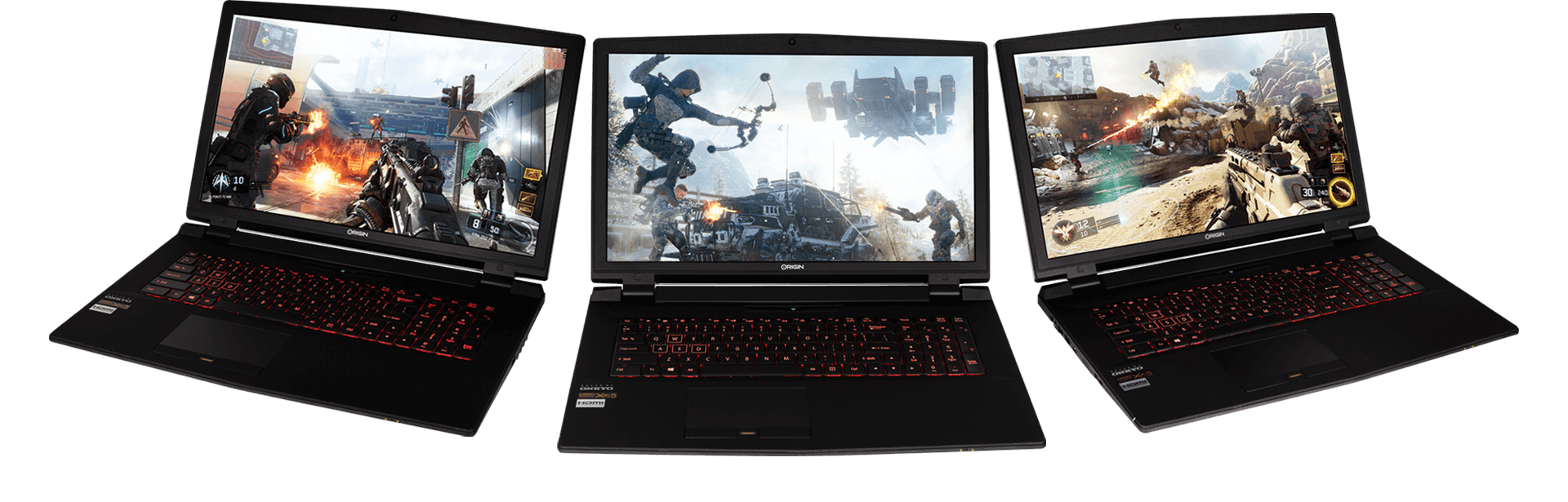 EON17-X gaming laptops