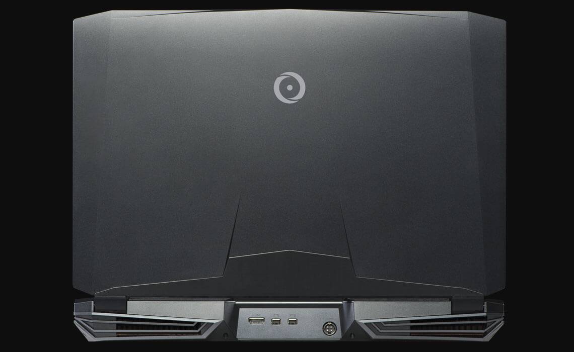 Black EON17-X Pro