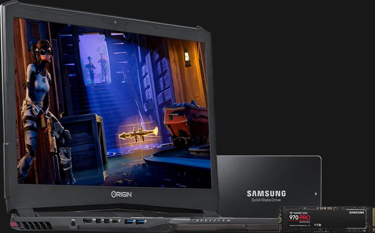 EVO17-S custom gaming laptop