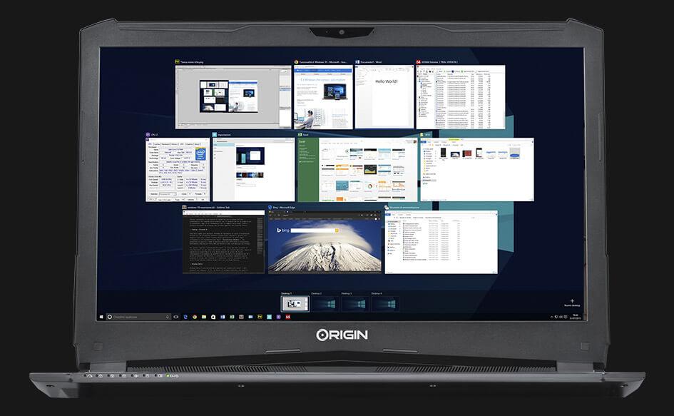EVO17-S running multiple applications