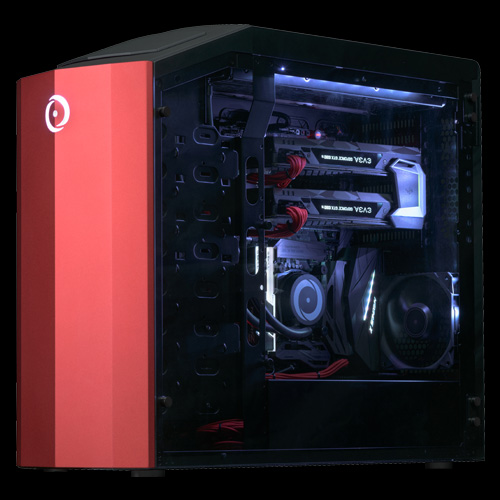 MILLENNIUM Gaming Desktop Powered by Asus