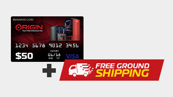 Free 50 Origin Pc Visa Gift Card And Us Ground Shipping
