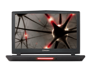 EON15-X Compact Gaming Laptop - Front View