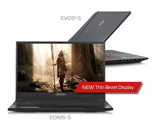 New Gaming Laptops