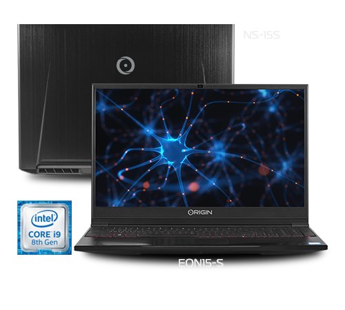 New EON15-S and NS-15S Laptops