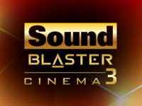 Creative Sound Blaster Cinema 2 Logo