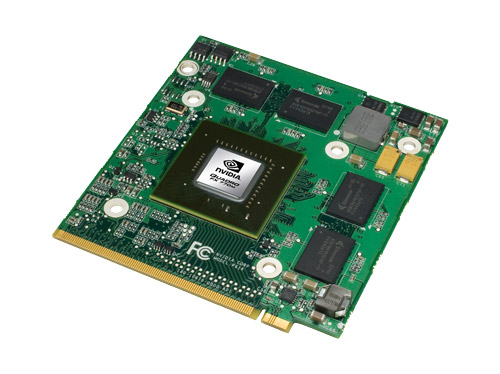 NVIDIA Quadro graphics card