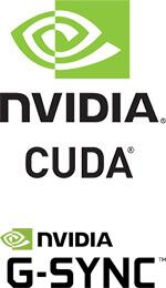 NVIDIA Cuda Logo